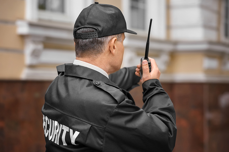 How To Be A Security Guard Uk in Peterborough Cambridgeshire